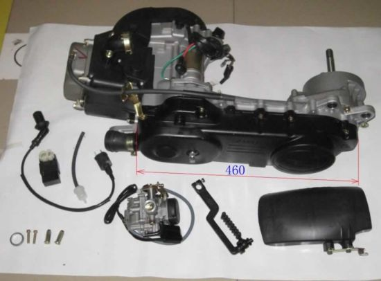 Long Shaft, E1 Version 80cc Engine Assy Motorcycle Parts pictures & photos