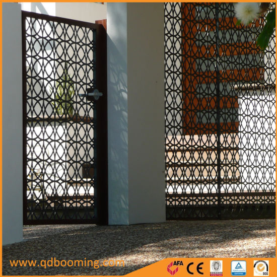 Screen Panels For Exterior Landscaping