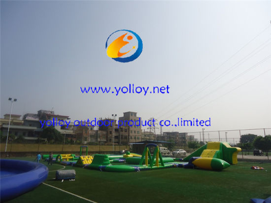 Inflatable Water Game Toys for Water Park pictures & photos