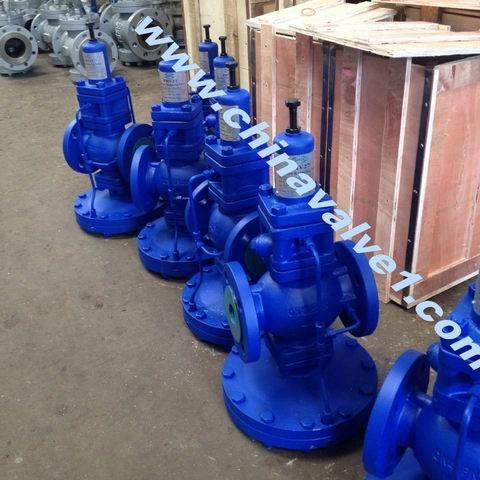 Dp27 Pilot Operated Pressure Reducing Valve pictures & photos