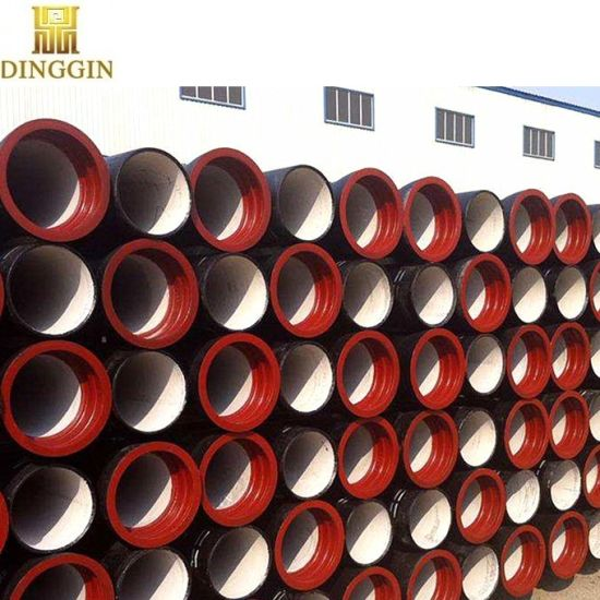 China ISO 2531 Ductile Pipe K9 or Class C - China K9 Ductile Pipe