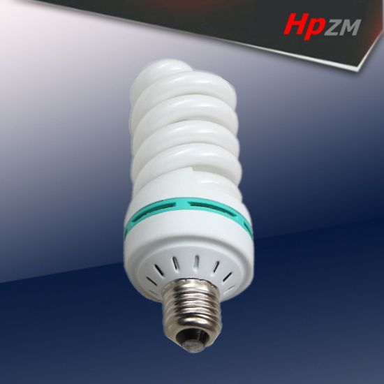 CFL 7W Full Spiral Energy Saving Lamp pictures & photos