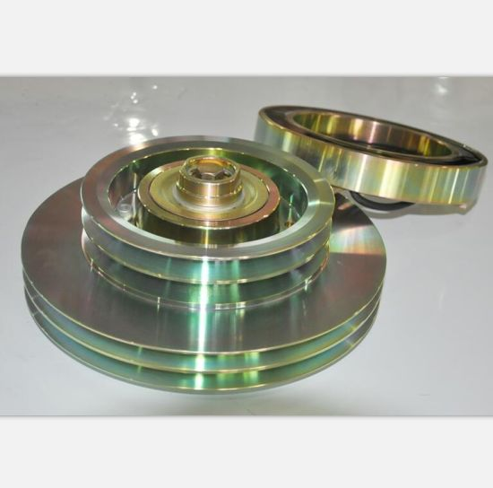 Hot Carbon Steel Coach AC Clutch for Bitzer, Bock Compressor in Favorable Price pictures & photos
