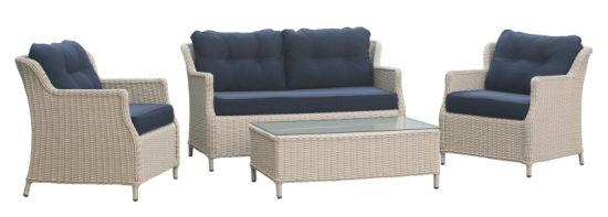 New Aluminium Wicker Garden Furniture Factory Direct