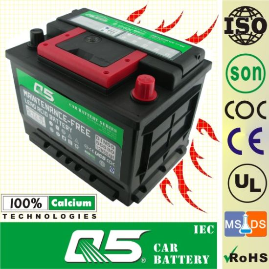 Din 56077 12v60ah Maintenance Free Mf Battery Auto Prices Deals New Car