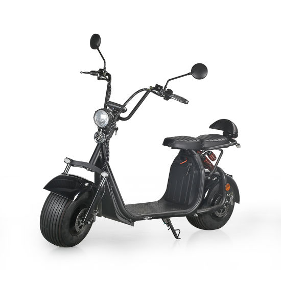 Professional Manufacturer of Electric Scooter 1200W Power with EEC