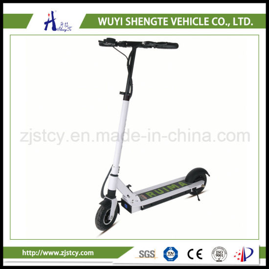 36V Hot Sale Fashion 2 Wheels E-Scooter 350W Ce pictures & photos