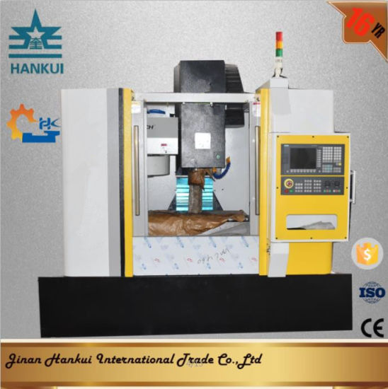 High Precision Vertical Machining Center (VMC855L) pictures & photos