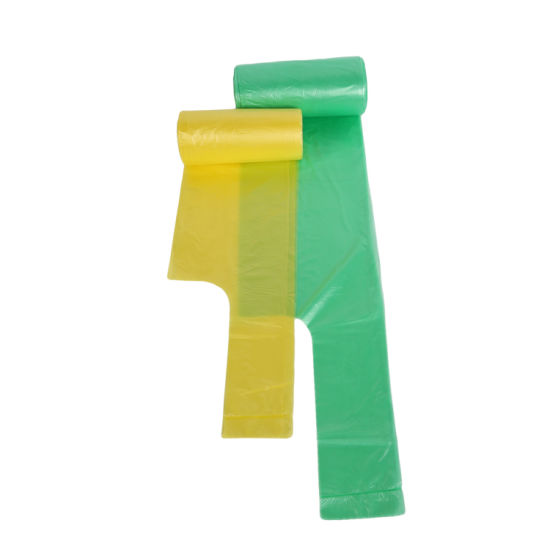 High Quality Eco-Friendly Plastic PE Garbage/Trash Bag pictures & photos