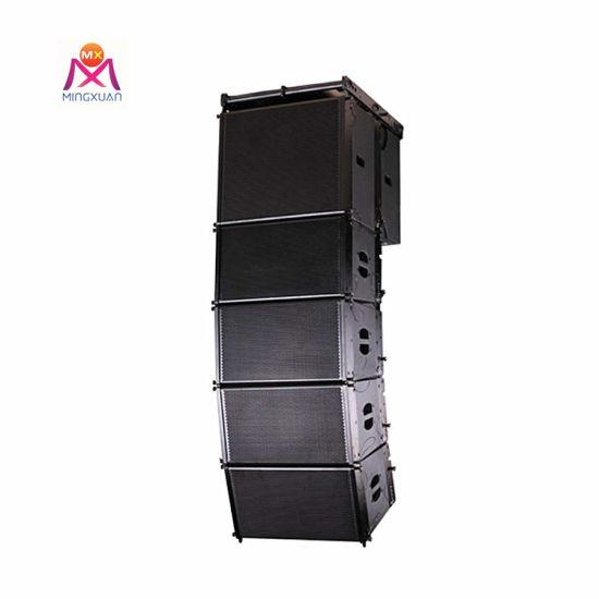 Waterproof Outdoor Sound System 12inch Active Line Array Speaker