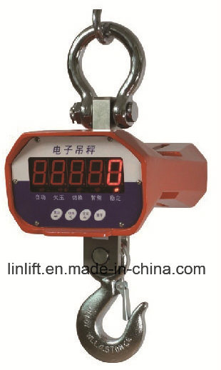 1t-10t Portable Type Crane Scale (OCS-THE) pictures & photos