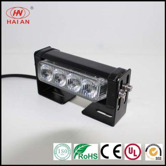 China Police LED Warning Strobe Light Car LED Flashing Light for