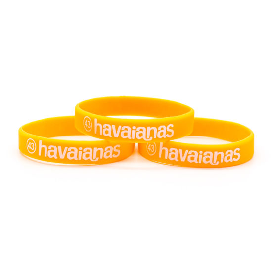 High Quality Festival Woven Wristband Stand Promotional Sizes Mould Adjustable pictures & photos