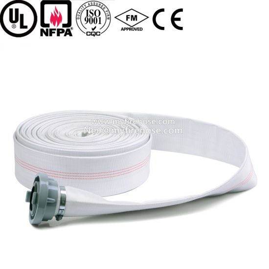 9fb2470f4a85 China 6 Inch Nitrile Rubber High Pressure Fire Resistant Hose Fabric ...