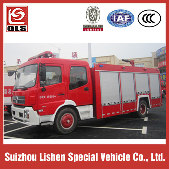 Dongfeng 5000L Small Fire Fighting Truck pictures & photos