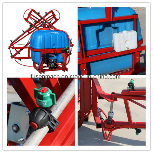 [Hot Item] Tractor Mounted Boom Sprayer Fs200 for 15HP Tractor