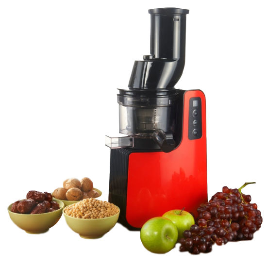 200W Big Mouth Multifunction Silent Working Slow Juicer