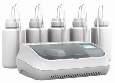 (MS-800B) Lab Equipment Elisa Microplate Washer