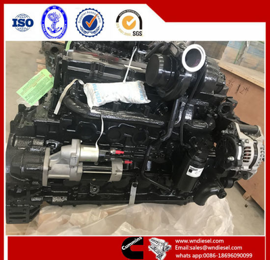Motor Cummins Qsb6.7 Diesel Engine Assy