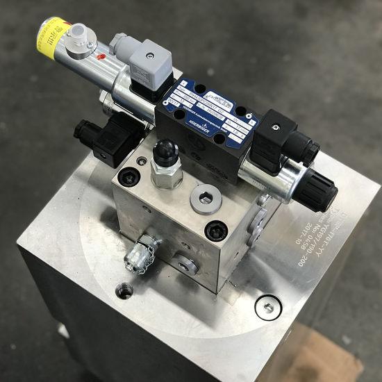 China 6000t/6000mm Sheet Metal Bending Hydraulic Press Brake