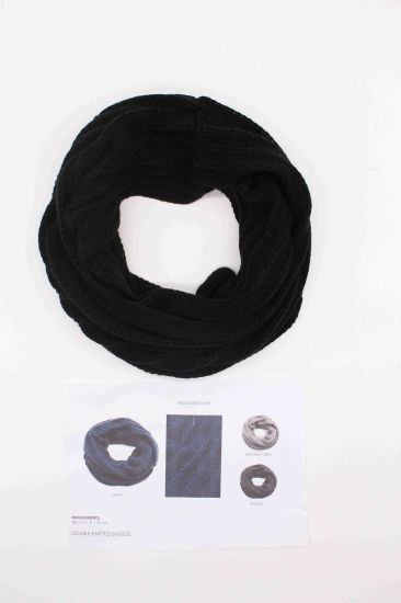 Men Neckwear High Quality Acrylic Knitting Snood pictures & photos
