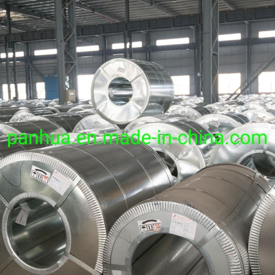 Standard Cold Rolled Technique Hot Dipped Galvanized Steel