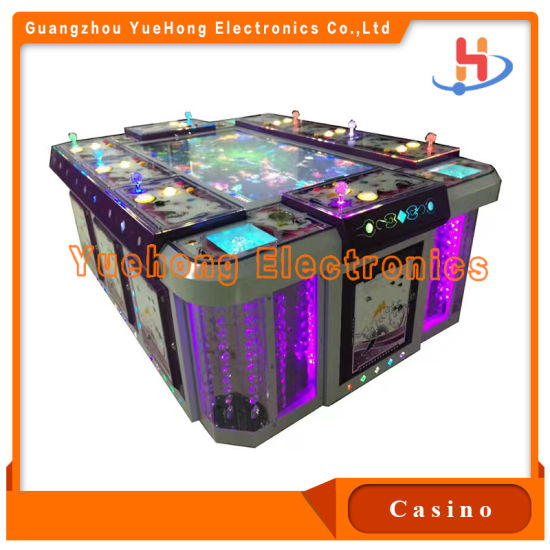 Hot Selling 100% Holding Ocean King 2 Fishing Game Machine with 12 Month Warranty