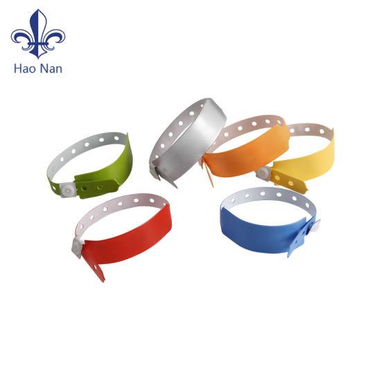 Customize New Design Paper Wristband