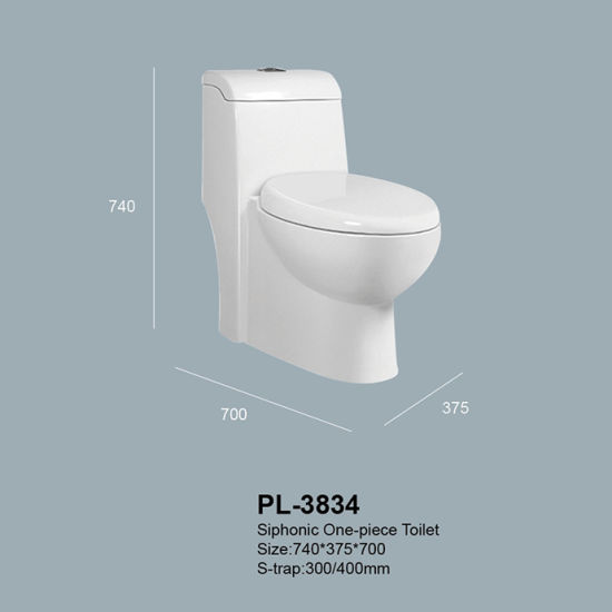 Wondrous Popular Sanitary Ware Toilet Bowl Price With Soft Close Seat Cover Pl 3834 Squirreltailoven Fun Painted Chair Ideas Images Squirreltailovenorg