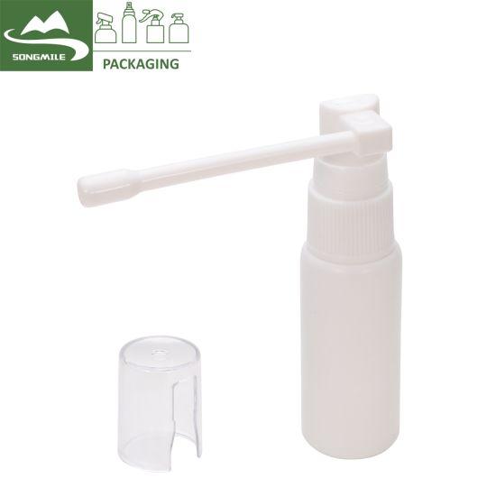 10ml Nasal Spray Medicine Bottle with Sprayer 0.1ml Dosage