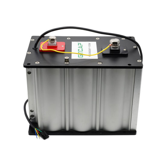 48V 5000F with 1KWh Energy Storage Graphene Super Capacitor Module