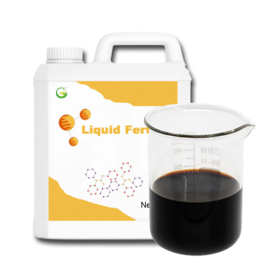 Organic Foliar Fertilizer Factory Bio Fulvic Acid Fulvate Potassium Liquid