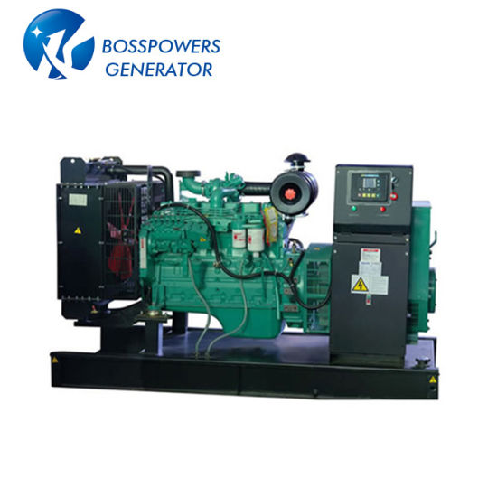 Wholesale 100kVA Cummins Power Generating Open Diesel Power Generator Set