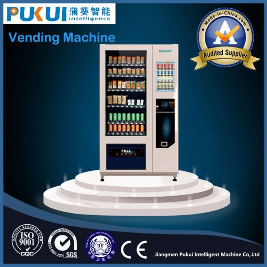 Cheap Outdoor Snack Vending Machine Store pictures & photos