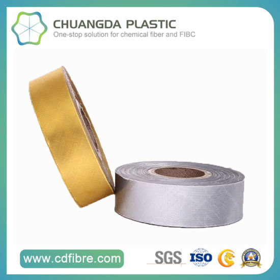 100% Eco-Friendly PP Ribbon/Webbings for Garments/Bags pictures & photos