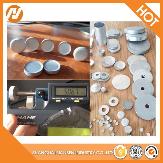 Supplier 1070 99.7% Aluminum Composition Aluminum Slugs pictures & photos
