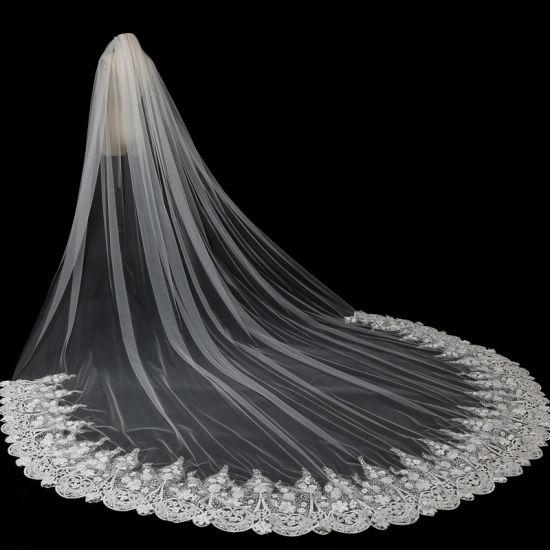 Bridal Wedding Veil Made in China Ts5519