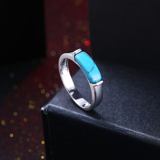 Hotsale Fashion Stone Material Rings  for Girls pictures & photos