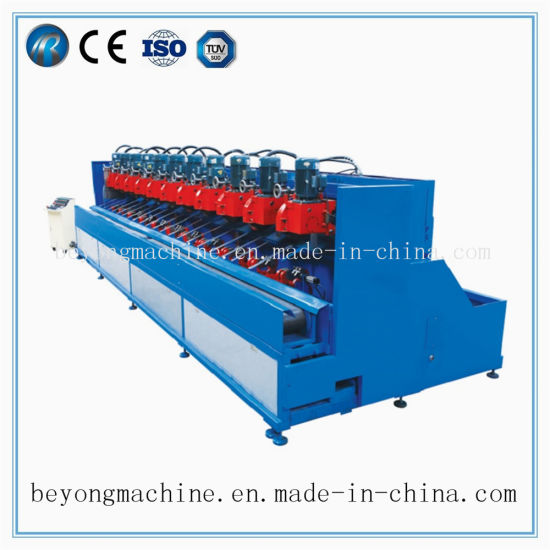 Good Quality CNC Pipe Cold Sawing Automatic Multi-Heads Tube Cutter (MC-400CNC-MH)