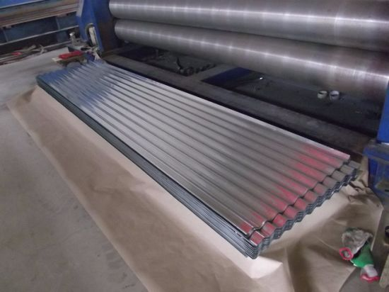 Prepainted Galvanized Corrugated Roofing Sheet PPGI pictures & photos