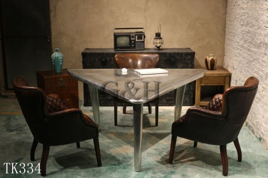 Antique Style Office Furniture Aviator Table on Sale - China Antique Style Office Furniture Aviator Table On Sale - China