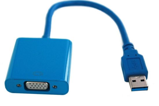 USB 3.0 to VGA Adapter up to 1080P
