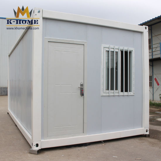 Waterproof and Fireproof Container House Accommodation for Oil Filed