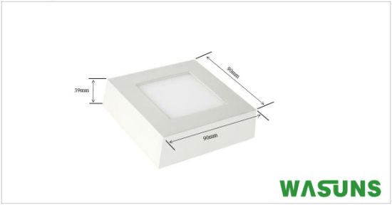 LED Panel Light Surface Mounted Square Light LED Panel Lamp pictures & photos