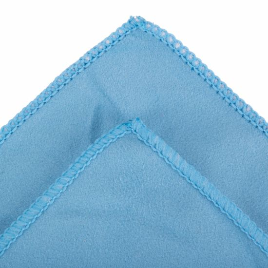 Microfiber Glass / Fine Polishing Cloth (YYC-010) pictures & photos