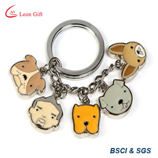 Personalised Metal Keyring Key Ring Pet Pets Your Photo Image With FREE GIFT BOX
