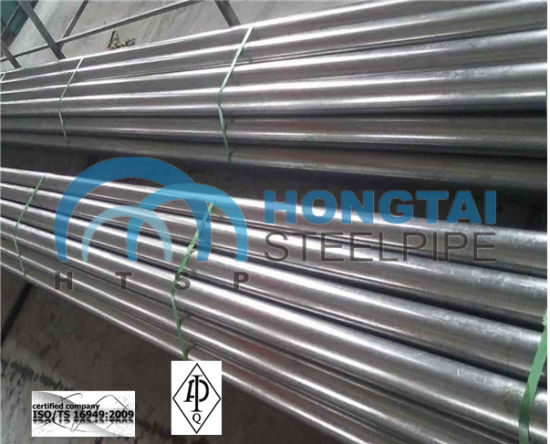 High Quality En10305-1 Cold Rolling Carbon Steel Pipe for Shock Absorber pictures & photos