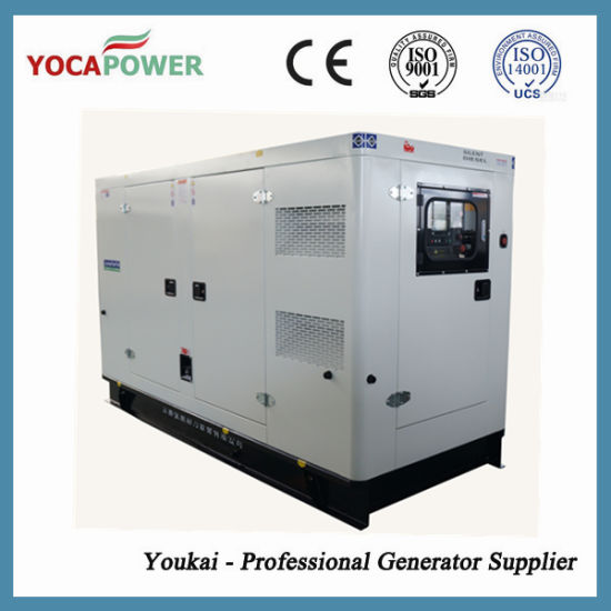 Soundproof Electric Generator Diesel Generating Power Generation by Volvo Penta pictures & photos