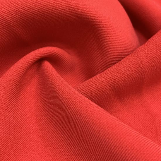 100%Polyester 50dpoy+50dfdy+40d*150dpoy+40dfdy Two Way Stretch Fabric with Cotton Handfeel
