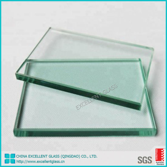 Tempered/Toughened Glass for Refrigerator Partition Building Decoration